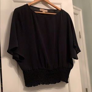 Michael Kors small dolman type blouse